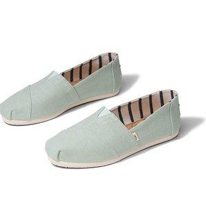 Toms Classic  slip on- mint